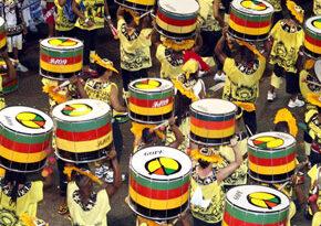 Programação do Carnaval de Salvador nos três circuitos nesta sexta-feira, dia 12