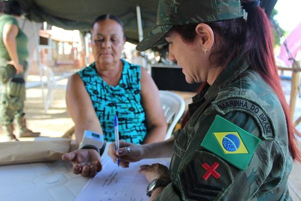 Foto: Marcos Hilton / Grupamento de Fuzileiros Navais de Salvador