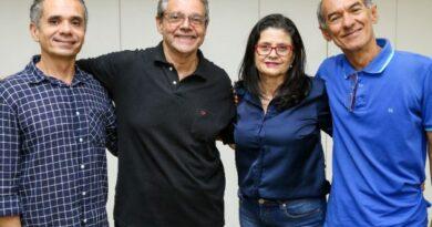 Comissão Julgadora do Prêmio Braskem de Teatro 2018 - Foto: Divulgação
