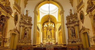 Igreja de Sant'Ana - Foto: Alberto Lyra