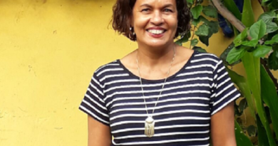 A escritora Márcia Mendes - Foto Divulgação