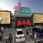 Cine drive-in se fortalece como opção de lazer na pandemia