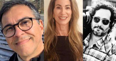 Conversas Plugadas - Antrifo Sanches, Lílian Pereira e Giovani Lima - Fotos Divulgação