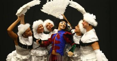 Projeto do Balé Teatro Castro Alves apresenta o espetáculo Pedro e o Lobo