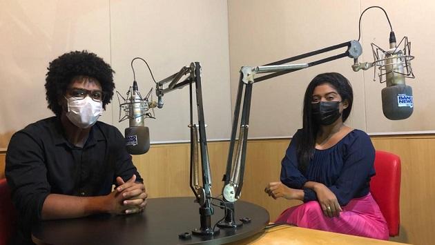 A história de personalidades e artistas negros é tema de podcast da Band Bahia