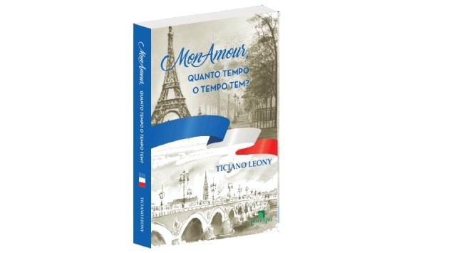 França é o cenário do novo romance do escritor baiano Ticiano Leony