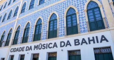 Cidade da Música da Bahia é inaugurado em histórico casarão de Salvador - Foto: Betto Jr. / Secom