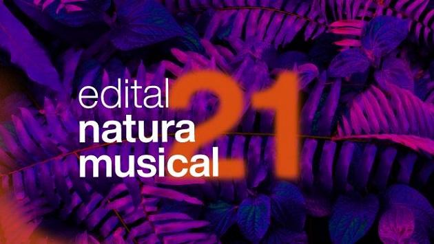 Edital Natura Musical 2021 prorroga inscrições para projetos artísticos