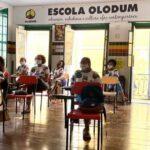Escola Olodum inscreve para cursos gratuitos de produção audiovisual e podcasts