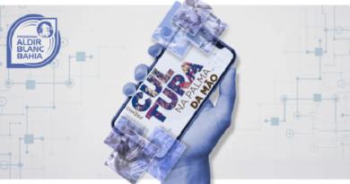 Prêmio Cultura na Palma da Mão recebe quase 7 mil propostas