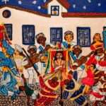 Mostra apresenta influência de Raquel Trindade, a Rainha Kambinda, na cultura afro-brasileira