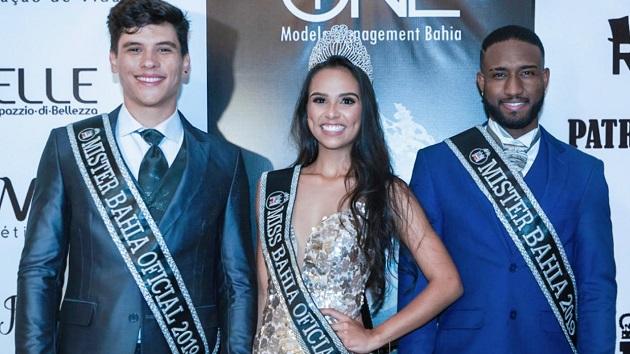 Concurso em Salvador vai eleger a Miss e o Mister Bahia 2021 - Foto: Divulgação