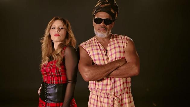 Zabelê e Carlinhos Brown lançam nova versão de clássico dos Novos Baianos - Foto: Reprodução
